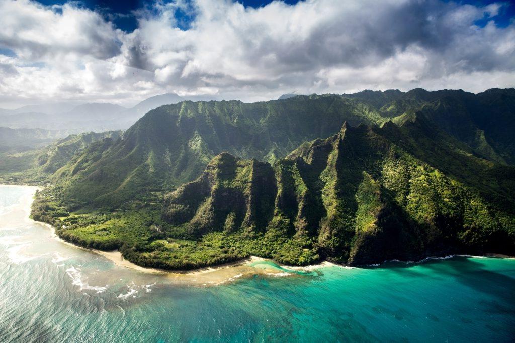 Napali da Costa Kauai