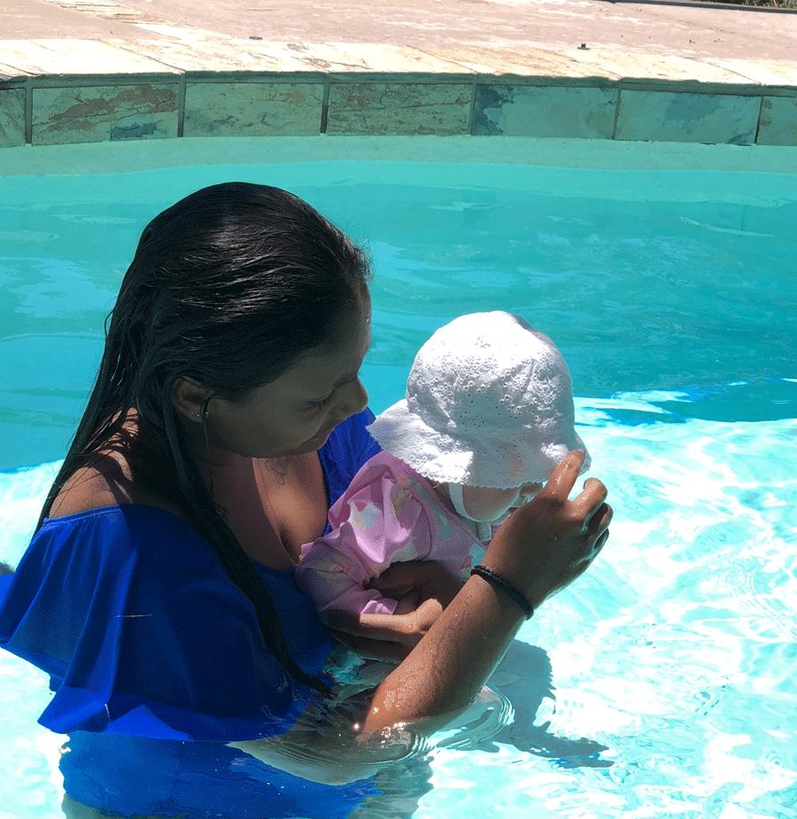 Cuidando de bebês