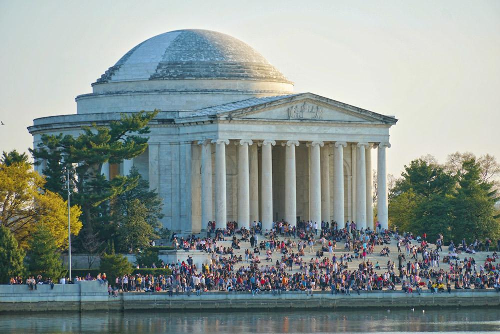 Bem- vinda à minha vizinhança: Washington D.C.